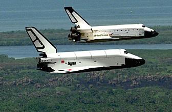space shuttle orbiter landing speed - photo #18